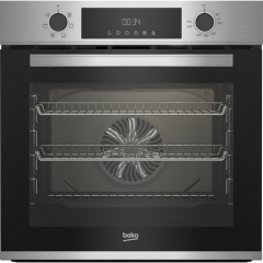Beko CIMY91X AeroPerfect Built In Electric Single Oven - Stainless Steel
