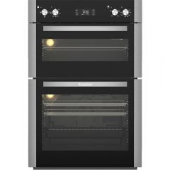 Blomberg ODN9302X Built In Electric Double Oven - Stainless Steel
