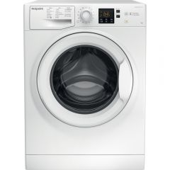 Hotpoint NSWE963CWSUKN 9kg 1600 Spin Washing Machine with Anti Stain - White
