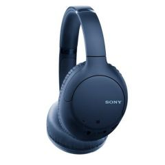 Sony WHCH710NLCE7 Wireless Over Ear Noise Cancelling Headphones Blue